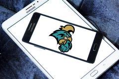 Logotipo costero de Carolina Chanticleers Imagen de archivo libre de regalías