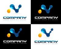 Logotipo creativo Foto de Stock Royalty Free