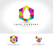 Logotipo creativo Foto de Stock