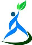 Logotipo da agricultura Fotos de Stock