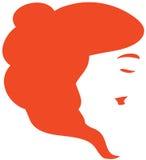 Logotipo da barra da beleza Fotos de Stock
