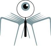 Logotipo da busca Fotos de Stock