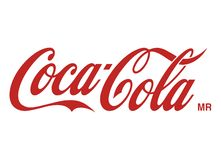 Logotipo da coca-cola ilustração royalty free