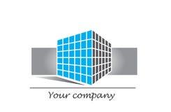 Logotipo da companhia Fotos de Stock