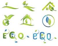 Logotipo da empresa ilustração stock