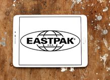 Logotipo da empresa de Eastpak Fotos de Stock