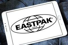 Logotipo da empresa de Eastpak Foto de Stock