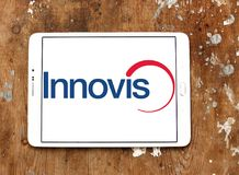 Logotipo da empresa de Innovis Imagens de Stock Royalty Free