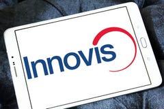Logotipo da empresa de Innovis Fotos de Stock