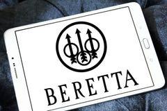 Logotipo da empresa de manufatura das armas de fogo de Beretta Foto de Stock