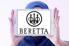 Logotipo da empresa de manufatura das armas de fogo de Beretta Fotos de Stock