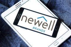 Logotipo da empresa de Newell Brands foto de stock