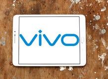 Logotipo da empresa do smartphone de Vivo Imagem de Stock Royalty Free