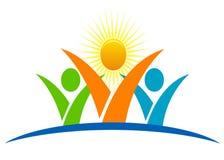 Logotipo da instrução Fotos de Stock Royalty Free