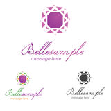 Logotipo da jóia Fotografia de Stock Royalty Free