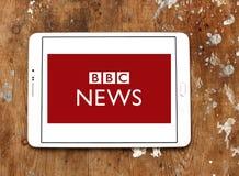 Logotipo da notícia da BBC imagens de stock royalty free