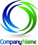 Logotipo da rotação ilustração royalty free