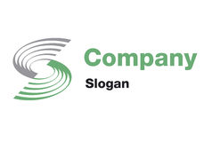 Logotipo da S-Companhia Fotos de Stock Royalty Free