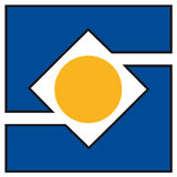 Logotipo da segurança Fotografia de Stock Royalty Free