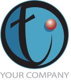 Logotipo da tecnologia Fotos de Stock Royalty Free