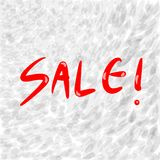 Logotipo da venda ou do disconto Fotos de Stock