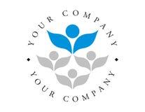 Logotipo - dando a instrução Fotos de Stock Royalty Free
