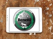 Logotipo das motocicletas de Benelli Imagem de Stock