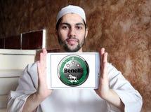 Logotipo das motocicletas de Benelli imagem de stock royalty free