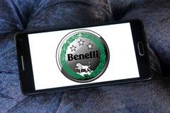 Logotipo das motocicletas de Benelli Foto de Stock Royalty Free