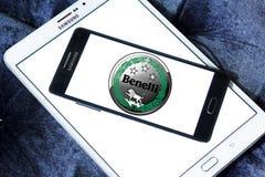 Logotipo das motocicletas de Benelli Fotos de Stock