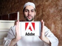 Logotipo de Adobe Fotografia de Stock