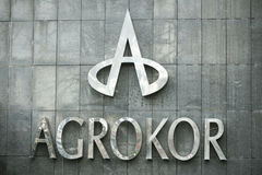 Logotipo de Agrokor Imagem de Stock