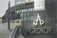 Logotipo de Agrokor Foto de Stock