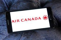 Logotipo de Air Canada Fotos de archivo