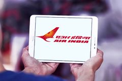 Logotipo de Air India Foto de Stock