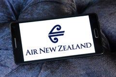 Logotipo de Air New Zealand Imagens de Stock
