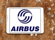 Logotipo de Airbus Imagens de Stock