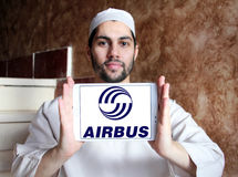 Logotipo de Airbus Foto de Stock Royalty Free