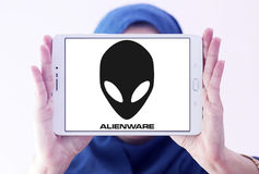 Logotipo de Alienware Imagem de Stock Royalty Free