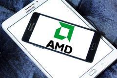 Logotipo de Amd Fotos de Stock Royalty Free