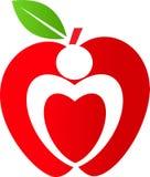 Logotipo de Apple Fotos de archivo libres de regalías