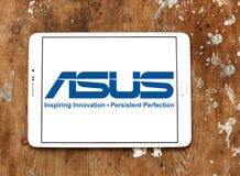 Logotipo de Asus Foto de Stock