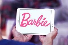 Logotipo de Barbie imagens de stock royalty free