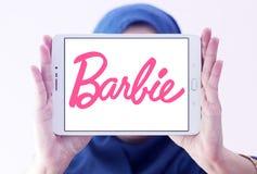 Logotipo de Barbie imagens de stock