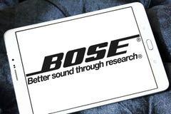 Logotipo de Bose Corporaçõ Imagens de Stock Royalty Free