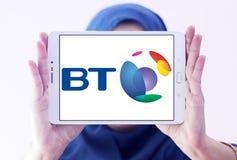 Logotipo de BT Group Fotografía de archivo