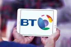 Logotipo de BT Group Foto de archivo