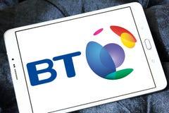 Logotipo de BT Group Imagen de archivo