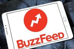 Logotipo de BuzzFeed Fotografia de Stock