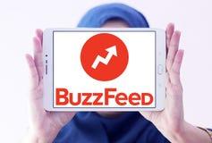 Logotipo de BuzzFeed Imagens de Stock Royalty Free